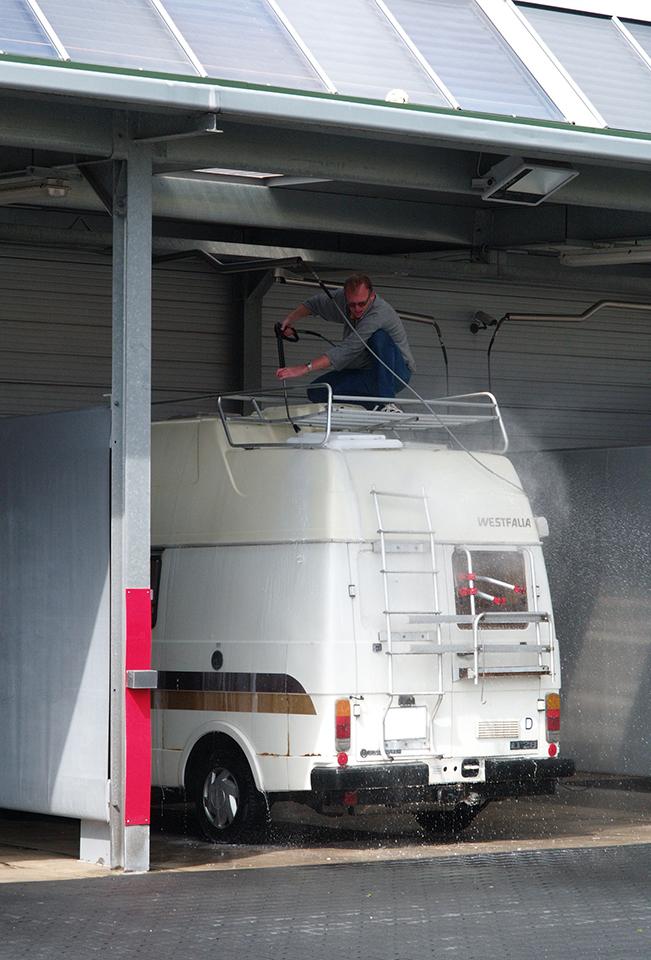 auto selber waschen sb anlagen anleitung